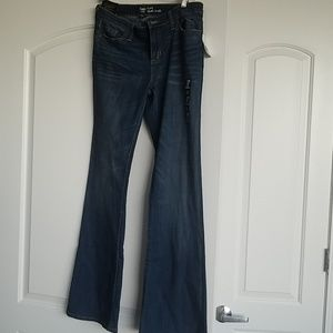 Womens flare jeans with tags